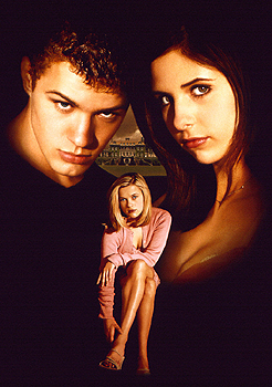 Cruel Intentions Reese Witherspoon, Ryan Phillippe and Sarah Michelle Gellar in Columbia's  - 1999