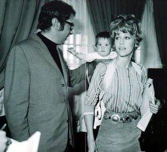 Vanessa Vadim Roger Vadim, , Jane Fonda