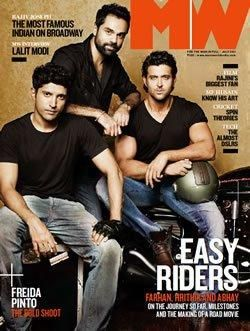 Farhan Akhtar MW Magazine Pictorial [India] (July 2011)