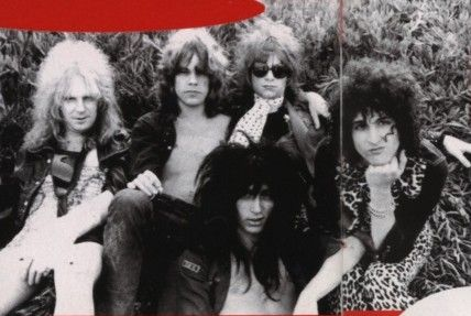 Arthur Kane The New York Dolls