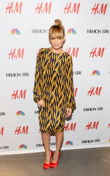 Nicole Richie's H&M 'Fashion Star' Night Out