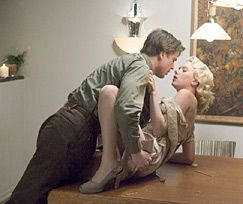 The Black Dahlia Josh Hartnett and Scarlett Johansson