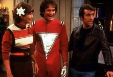 Mork & Mindy Mork Meets The Fonz