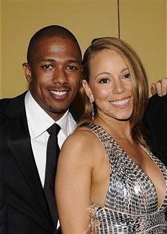 Nick Cannon Mariah Carey and