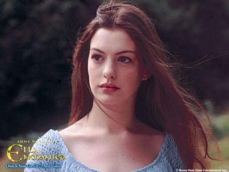 Ella Enchanted DVD wallpaper - 2004
