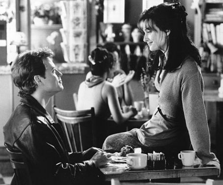 Maria Pitillo  and Greg Kinnear in Dear God (1996)