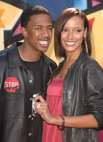 Selita Ebanks Nick Cannon and