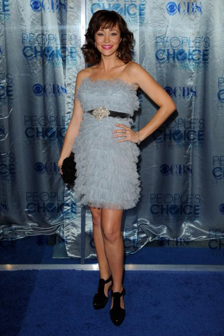 Autumn Reeser - People's Choice Awards in LA - 05.01.2011