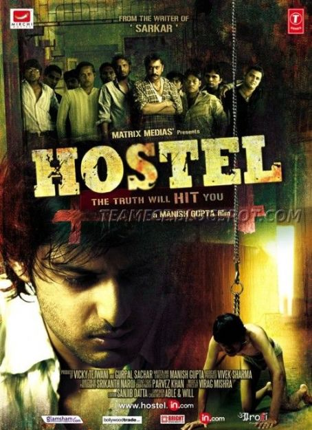 Vatsal Seth Hostel Movie Posters