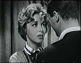 Beverly Garland & Michael Shayne In Murder And The Wanton Bride