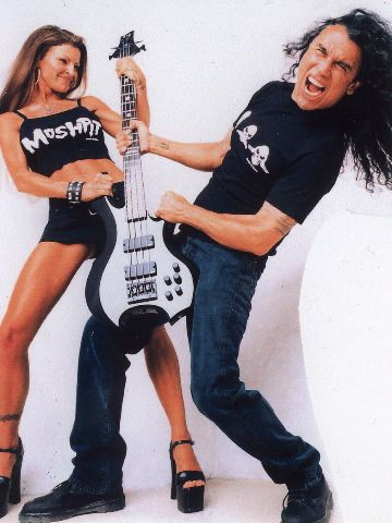 Sandra Araya Tom Araya and
