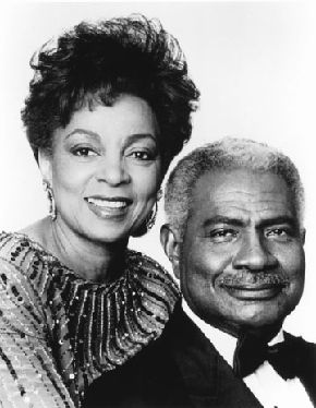 Ruby Dee Ossie Davis and