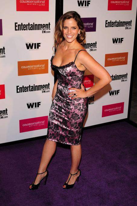 Noa Tishby - Entertainment Weekly And Women In Film's 7 Annual Pre-Emmy Party At Restaurant At The Sunset Marquis Hotel On September 17, 2009 In West Hollywood, California