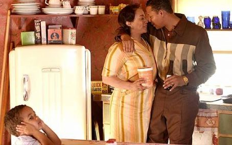 S. Epatha Merkerson  as 'Rachel 'Nanny' Crosby' and Terrence Howard as 'Bill Crosby'.