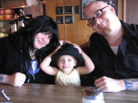 Mia Tyler and Brian Harrah