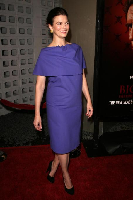 "Jeanne Tripplehorn - Premiere Of HBO's ""Big Love"" 3 Season In Hollywood, 2009-01-14"