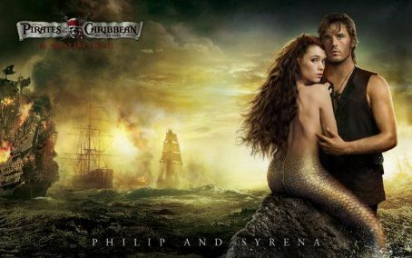 Sam Claflin Pirates of the Caribbean: On Stranger Tides