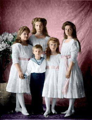 Tsarina Alexandra Nicholas Romanov  II and Alexandra Fyodorovna