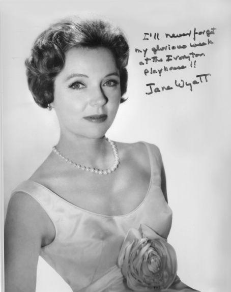 Jane Wyatt michael ward