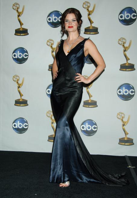 Heather Tom  - 35 Annual Daytime Emmy Awards - Show 2008-06-20