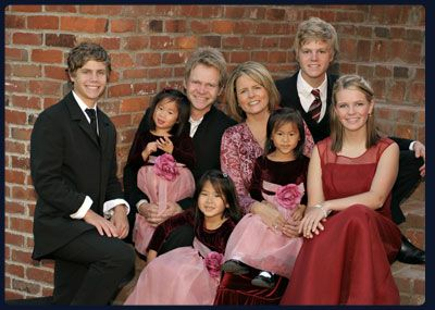 Steven Curtis Chapman  and Mary Beth Chapman