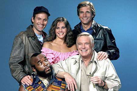 Melinda Culea The A-Team (1983)