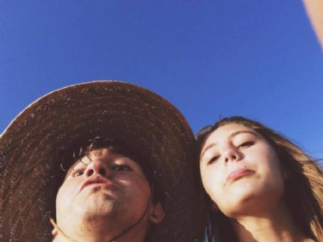 Lia Marie Johnson and Jc Caylen