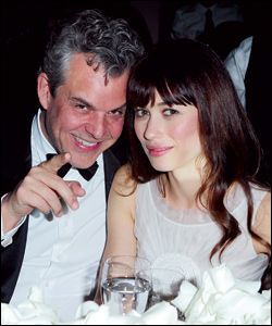 Danny Huston and Olga Kurylenko