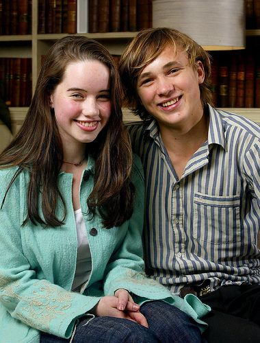 Anna Popplewell William Moseley and