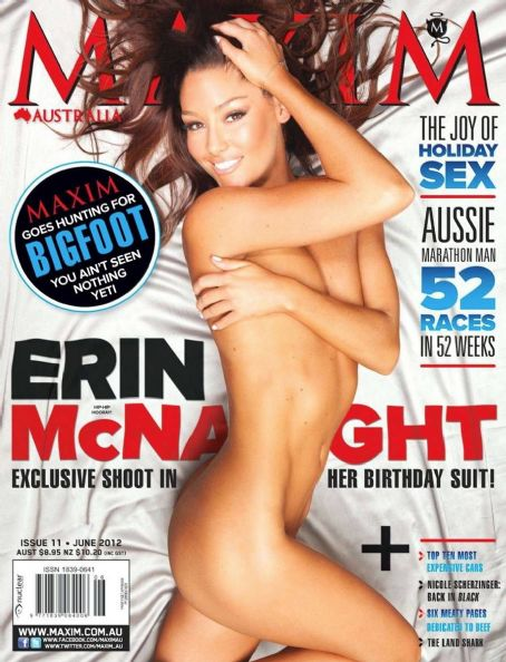 Erin McNaught Maxim Australia June 2012