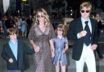 lola van wagenen and robert redford image 25 of 41 l list