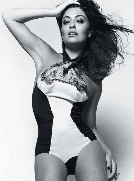 Juliana Paes Marie Claire Brazil April 2010