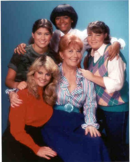 Kim Fields Facts of Life Cast
