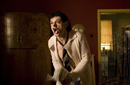 Sex & Drugs & Rock & Roll Andy Serkis star as Ian Dury in Tribeca Films' Sex & Drugs & Rock & Roll