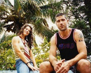Matthew Fox Evangeline Lilly and