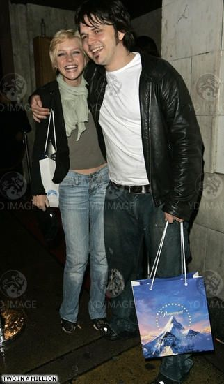 Hannah Spearritt  & Paul Cattermole