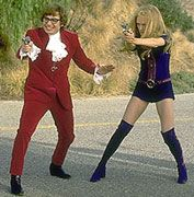 Heather Graham Austin Powers: The Spy Who Shagged Me