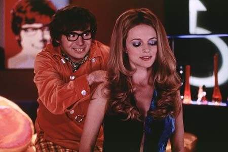Mike Myers Austin Powers: The Spy Who Shagged Me
