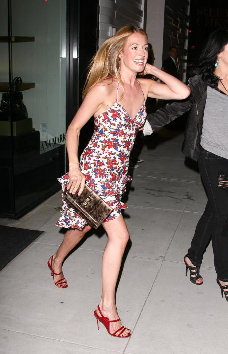 Cat Deeley - Missoni's Beverly Hills Party In Beverly Hills, 6 May 2010