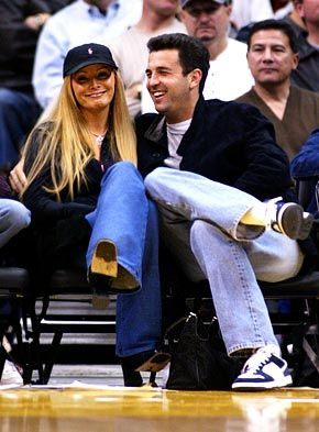 Cindy Margolis  and Guy Starkman
