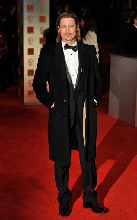 Brad Pitt's Stag Night at the 2012 BAFTA Awards