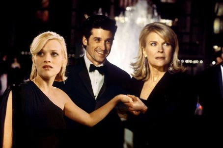 Reese Witherspoon, Patrick Dempsey and Candice Bergen in Touchstone's Sweet Home Alabama - 2002