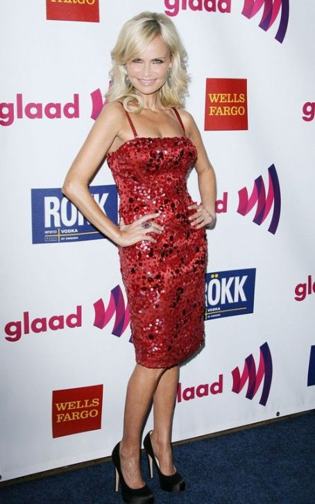 Kristin Chenoweth's Emotional GLAAD Evening