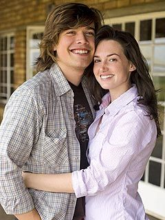 Zac Hanson  and Kathryn Tucker