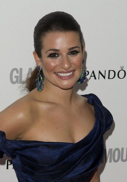 Lea Michele: the GLAMOUR Women of the Year Awards held at Berkeley Square Gardens in London