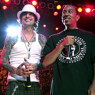 Ludacris Tommy Lee and