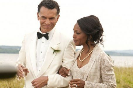 Brian Stokes Mitchell Jumping the Broom