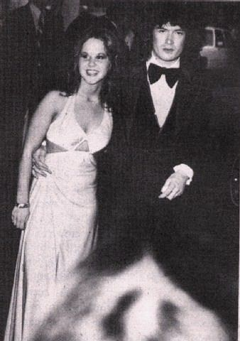 Rick Springfield  and Linda Blair
