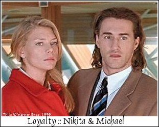 Roy Dupuis  and Peta Wilson