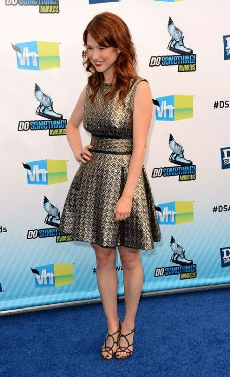 Ellie Kemper  at the 2012 Do Something Awards (August 19)